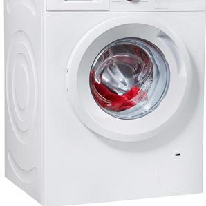 BOSCH Waschmaschine Serie 4 WAN282V8, Fassungsvermögen: 7 kg, weiß, Energieeffizienzklasse: A+++