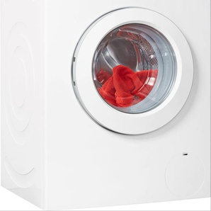 BOSCH Waschmaschine WAJ28022, 2, 7 kg, 1400 U/min D (A bis G) Einheitsgröße weiß Waschmaschinen Haushaltsgeräte