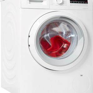 BOSCH Waschmaschine WAN282A8, 4, 8 kg, 1400 U/min C (A bis G) Einheitsgröße weiß Waschmaschinen SOFORT LIEFERBARE Haushaltsgeräte