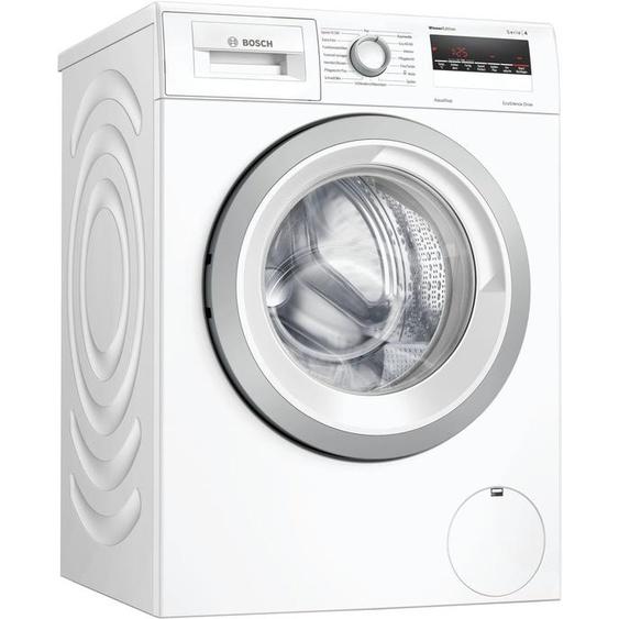 BOSCH Waschmaschine, WAN28KWIN, 8 kg, 1400 U/min C (A bis G) Einheitsgröße weiß Waschmaschinen Haushaltsgeräte Waschmaschine