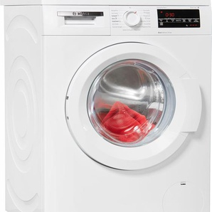 BOSCH Waschmaschine WUQ28420, Fassungsvermögen: 8 kg, weiß, Energieeffizienzklasse: A+++