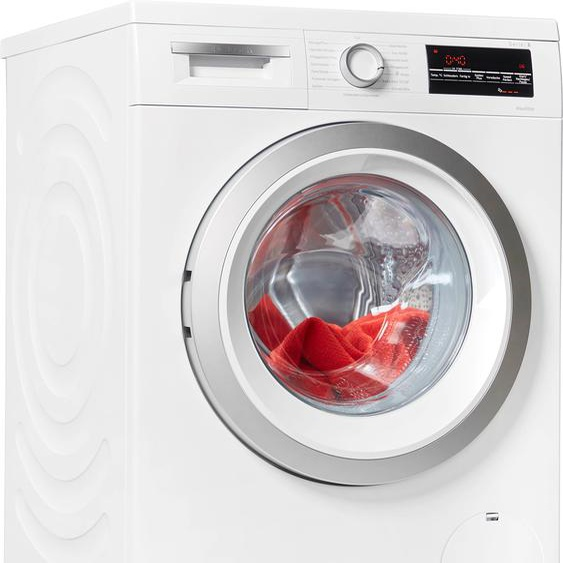 BOSCH Waschmaschine WUU28T40, 6, 8 kg, 1400 U/min, unterbaufähig C (A bis G) Einheitsgröße weiß Waschmaschinen SOFORT LIEFERBARE Haushaltsgeräte