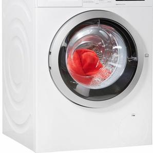 BOSCH Waschtrockner WVG30443, Fassungsvermögen: 11 kg, weiß, Energieeffizienzklasse: A