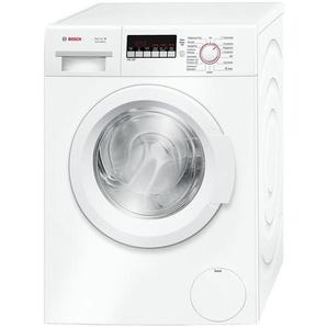 BOSCH Waschvollautomat  WAK 28248 - weiß - Glas , Metall, Kunststoff - 59,8 cm - 84,8 cm - 59 cm   Möbel Kraft
