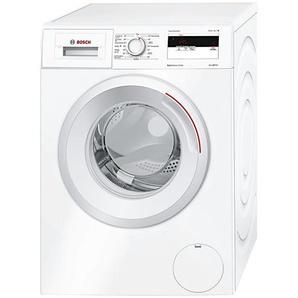 BOSCH Waschvollautomat  WAN280A1 - weiß - Edelstahl, Kunststoff - 59,8 cm - 84,8 cm - 55 cm   Möbel Kraft