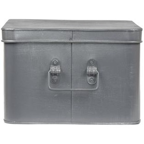 Box aus Metall/Draht