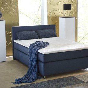 betten in blau preisvergleich moebel 24. Black Bedroom Furniture Sets. Home Design Ideas