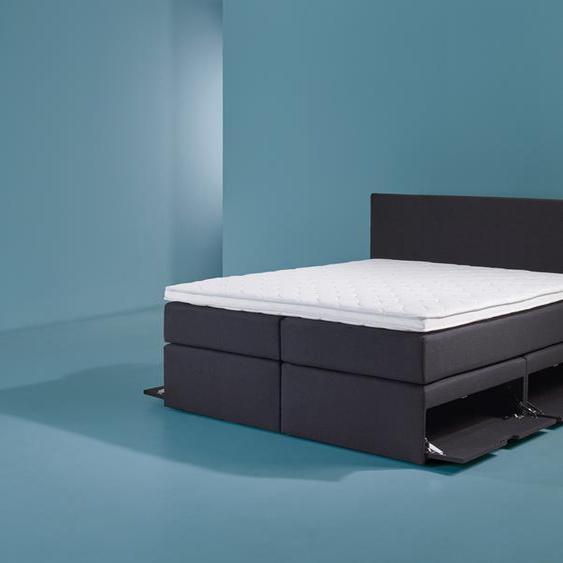 Boxspringbett mit Stauraum SMART storage 01   Swiss Sense   Boxspringbett selbst konfigurieren