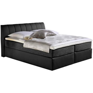 betten in schwarz preisvergleich moebel 24. Black Bedroom Furniture Sets. Home Design Ideas