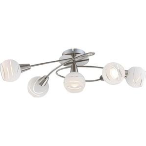 Boxxx: LED-Deckenleuchte, B/H/T 37 21 62,5