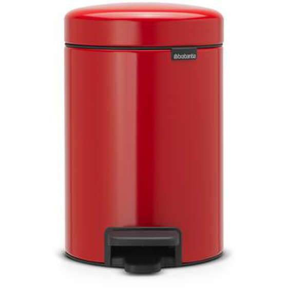 Brabantia Treteimer Newicon Passion Red, 3L