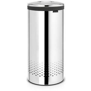 Brabantia Wäschekorb »Brilliant Steel 35 L«