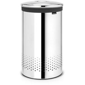 Brabantia Wäschekorb »Brilliant Steel 60 L«