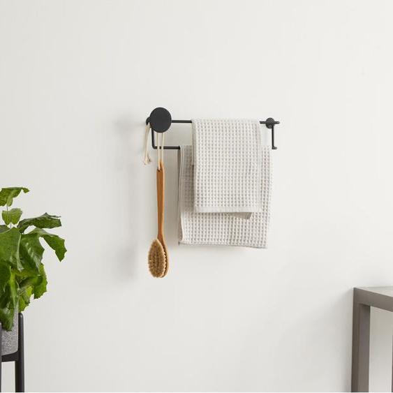 Handtuchhalter & Handtuchstangen in Schwarz Preisvergleich
