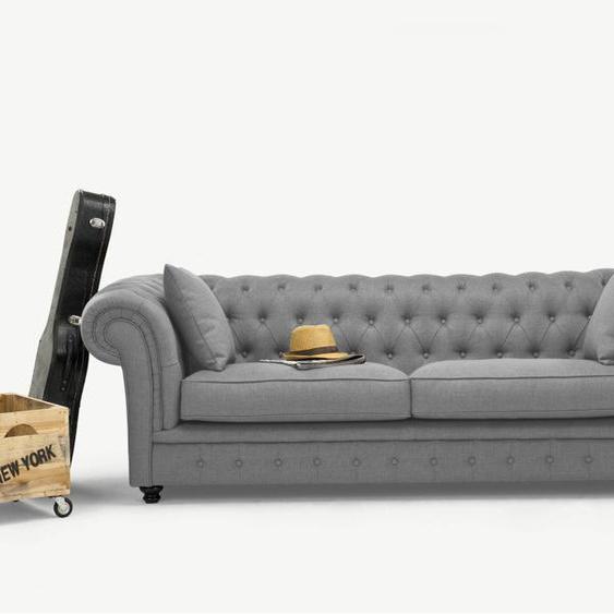 Branagh 3-Sitzer Sofa, Perlgrau