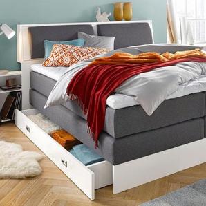 boxspringbetten von otto preisvergleich moebel 24. Black Bedroom Furniture Sets. Home Design Ideas