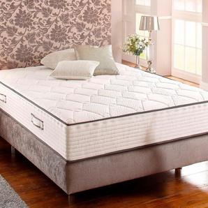 Breckle Gelschaummatratze »High Comfort«, 1x 90x200 cm, 81-100 kg
