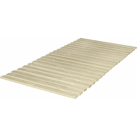 Rollrost »Fichte«, 100x200x2 cm (BxLxH), FSC®-zertifiziert, Breckle, Material Fichtenholz, Holz