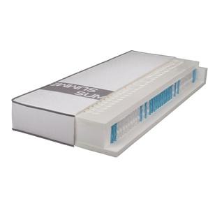 Taschenfederkernmatratze SMARTSLEEP 8000 LaPur, Breckle, 23 cm hoch