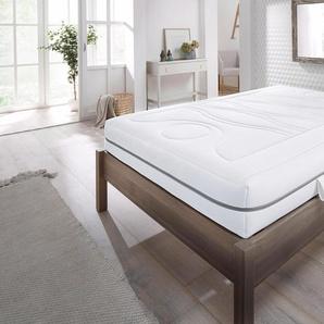 Breckle Taschenfederkernmatratze »TFK First Quality«, 1x 140x200 cm, Abnehmbarer Bezug, 101-120 kg