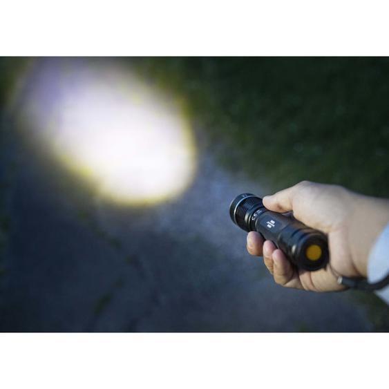 Brennenstuhl Akku-LED-Taschenlampe LuxPremium TL 600 AF IP67