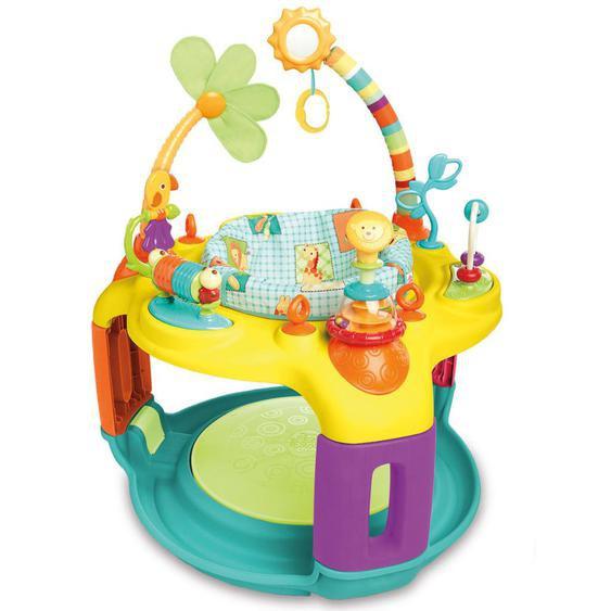 Bright Starts Spielcenter Springin Safari Bounce-A-Round K60266
