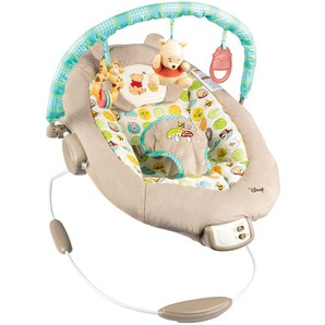 Bright Starts™ Babywippe »Winnie Puuh Hunny Pots«