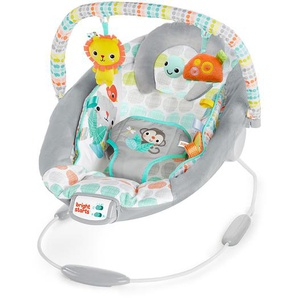 Bright Starts™ Cradling Bouncer - Whimsical Wild