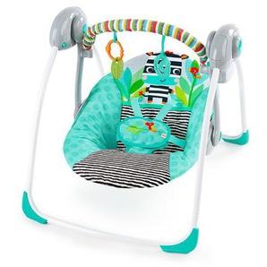 Bright Starts™ Zig Zag Zebra Portable Swing