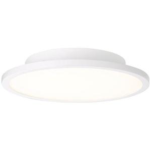 Brilliant LED-Deckenleuchte Ceres Weiß Ø 25 cm EEK: A+