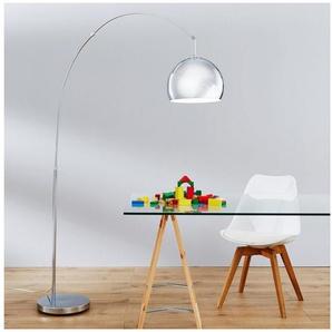Brilliant Leuchten Bogenlampe »NEIREIDE«, 1-flammig
