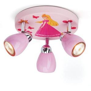 Brilliant Leuchten Deckenstrahler »PRINCESS«, 3-flammig
