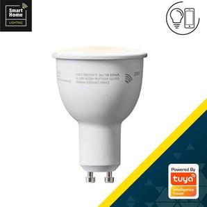 Brilliant Leuchten LED-Leuchtmittel, GU10, Farbwechsler Warmweiß Tageslichtweiß Neutralweiß