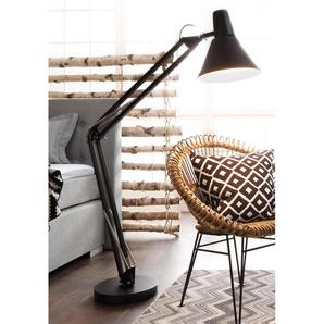 Brilliant Leuchten Stehlampe, schwarz