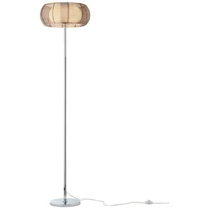 Brilliant Stehlampe ,braun ,Metall