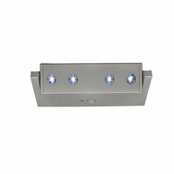 Briloner 2269-041 Lero Nachtlicht Unterbauleuchte Sensor 4x Led Inkl.