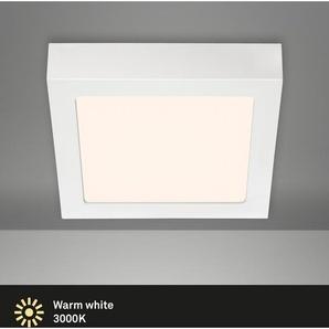 Briloner LED-Decken-& Wandlampe Fire Weiß