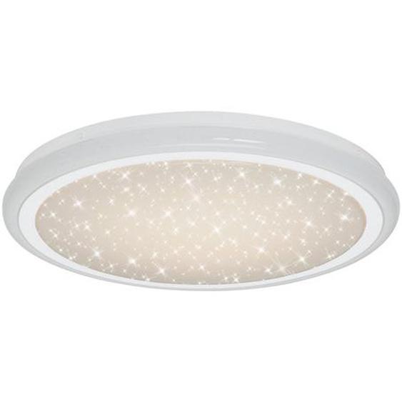 Briloner LED-Deckenleuchte mit Sternendekor Ø 41 cm