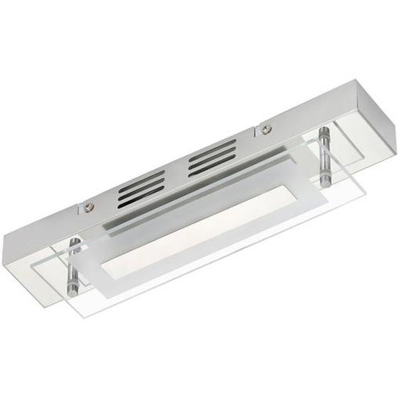 Briloner LED-Deckenleuchte Splash warmweiß 6 W 30 x 7 x 5,5 cm