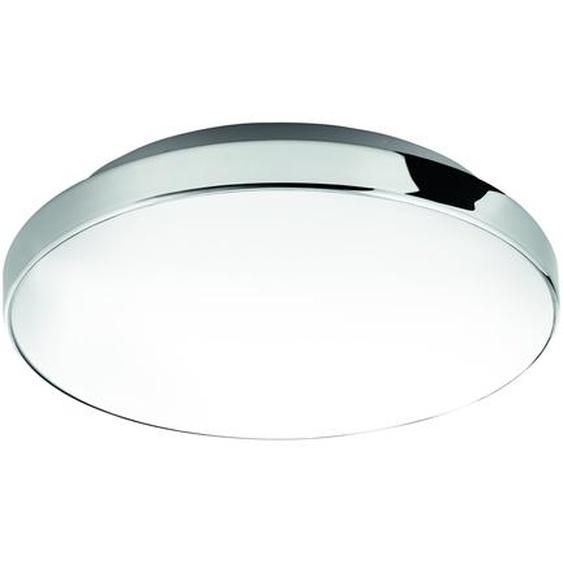 Briloner LED Deckenleuchte - weiß-chrom - 13W
