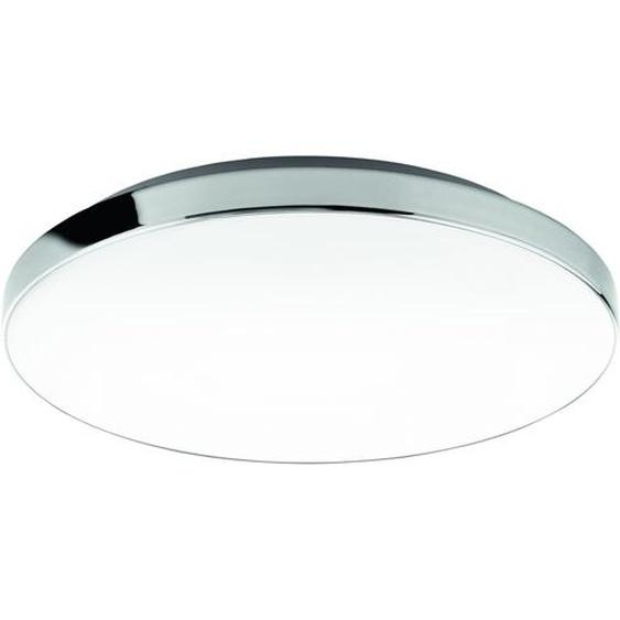 Briloner LED Deckenleuchte - weiß-chrom - 18W