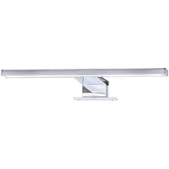 Briloner LED-Spiegelleuchte, Alu, Eisen, Stahl & Metall 30 cm