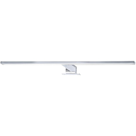 Briloner LED-Spiegelleuchte, Alu, Eisen, Stahl & Metall 60 cm