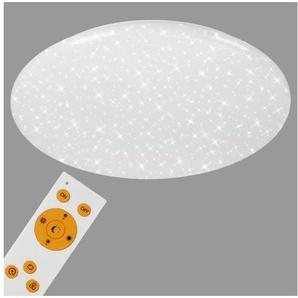 Briloner Leuchten LED Deckenleuchte »Azra«, 1-flammig, Deckenlampe Farbtemperaturwechsel Nachtlicht Ø56cm