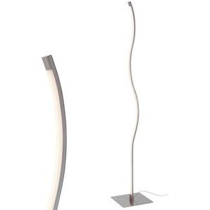 Briloner Leuchten LED Stehlampe »Smilla«, 1-flammig, Stehleuchte mit Dimm- und Memoryfunktion, warmweiß
