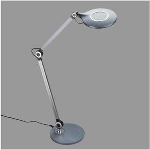 Briloner Leuchten Tischleuchte »7027015«, Schreibtischlampe dimmbar touch schwenkbar 9W