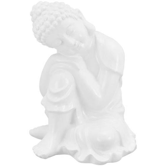 Buddha - weiß - Dolomite | Möbel Kraft
