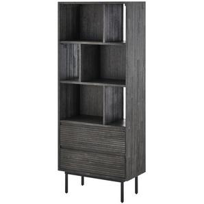 Bücherregal   grau   70 cm   170 cm   35 cm   Möbel Kraft