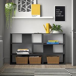 1 Eck-Bücherregal