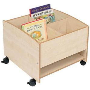Bücherwagen Cuevas